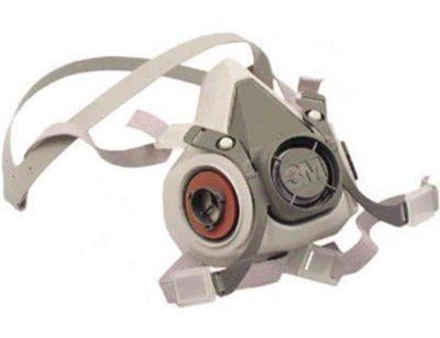 Halvmaske 3M™ 6000-serien
