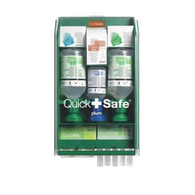 Førstehjelps-stasjon Plum Quicksafe 5174 Komplett