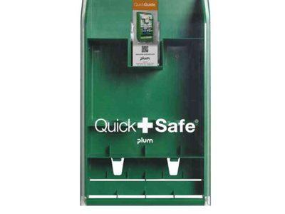 SWE. – Första Hjälpen-station Plum Quicksafe 5173 enbart skåp