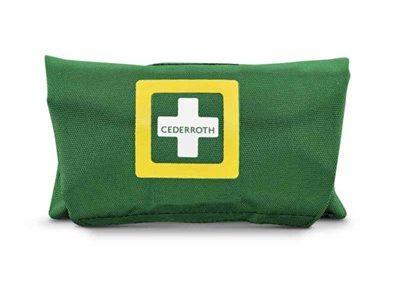 Førstehjelp Kit Cederroth 390100 Small