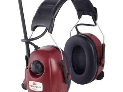 Hørselvern 3M Peltor Alert m/ radio