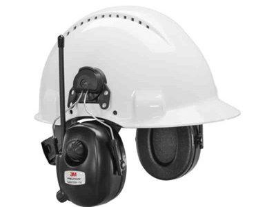 Hørselvern 3M Peltor HRXD7P3E-01 f/hjelm DAB+