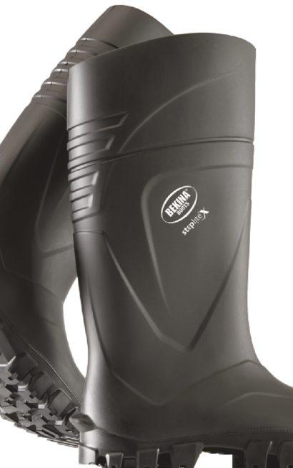 Vernestøvel Bekina® Steplite®X X2900, svart S5