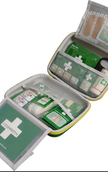 Førstehjelp Kit Cederroth 390101 Medium