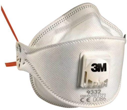 Støvmaske 3M™ 9332P P3