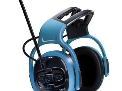 Hørselvern MSA venstre/høyre Dual Pro Digital radiolytting