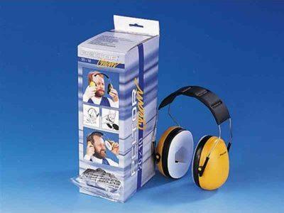 Mikrofonbeskyttelse for elektroniske hørselvern allrek.no