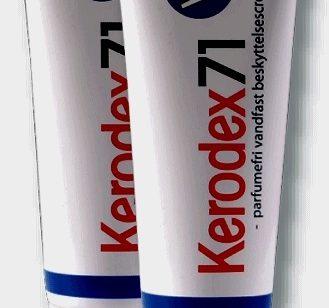 """Kerodex 71 – """"usynlig hanske"""""""