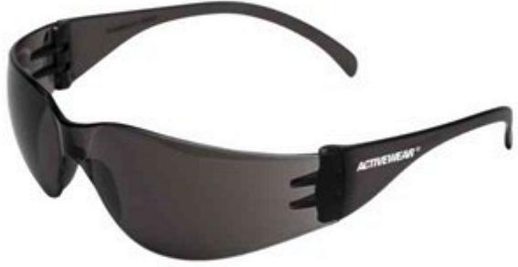 Vernebriller Activewear Mission 4020, grå