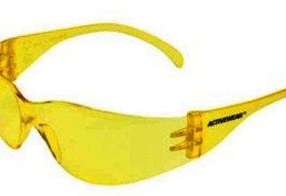 Vernebriller Activewear Mission 4020, gul