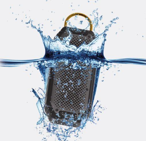 Høyttaler Ironside med bluetooth 100004, 2 X 10W, vanntett