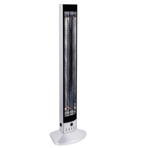 PVT 2500W Varmetårn EL. Nr EL NR 5409528 Sølv
